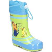 Playshoes regenlaarzen Friends 4 Ever /33 blauw/groen