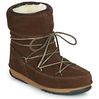 Moon boot Snowboots   LOW SUEDE WP