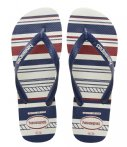 Havaianas Slippers Flipflops Top Nautical Wit