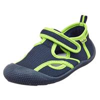 Playshoes waterschoenen Aqua UV werend junior navy/groen /21