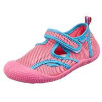Playshoes waterschoenen Aqua UV werend roze/turquoise /21