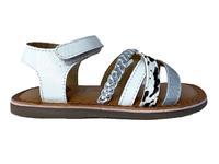 Gioseppo Witte Sandalen Trezo