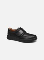 Clarks Unstructured Schoenen met klitteband Un Abode Strap by