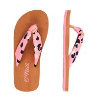 O'Neill Woven Strap Sandals teenslippers roze