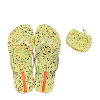 Ipanema Splash teenslippers geel/oranje