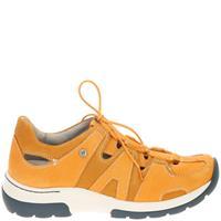Wolky Nortec comfort sneaker geel