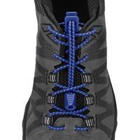 Nathan schoenveters reflecterend blauw
