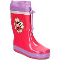 Playshoes regenlaarzen Lieveheersbeestje /27 roze