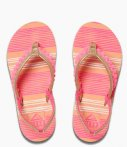 Reef Slippers Little Pom Pom Roze