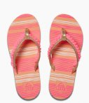 Reef Slippers Kids Pom Pom Roze