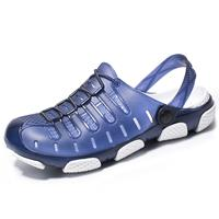newchic Men EVA Hollow Out Breathable Light Weight Beach Casual Sandals