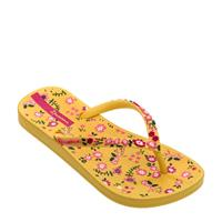 Ipanema Anatomic Lovely teenslippers geel/roze