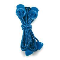 Ultimate Performance elastische veters 118 cm katoen blauw