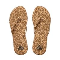 Reef Bliss Summer teenslippers panterprint bruin