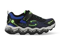 skechers Lights Turbowave 90735L/BBLM Blauw / Zwart