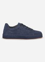 Loro piana WALK MAN SUEDE NUAGES FAL2900 Marine