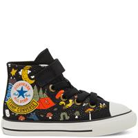 Converse Camp  Easy-On Chuck Taylor All Star High Top voor peuters
