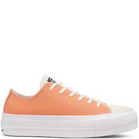 Converse Renew Cotton Platform Chuck Taylor All Star Low Top