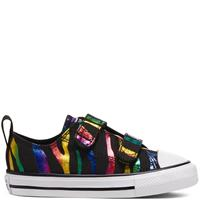 Converse Archive Zebra Easy-On Chuck Taylor All Star Low Top voor peuters