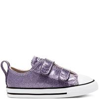 Converse Toddlers' Coated Glitter Easy-On Chuck Taylor All Star Low Top