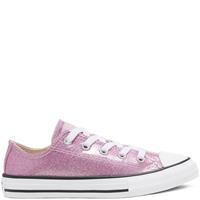 Converse Big Kids Coated Glitter Chuck Taylor All Star Low Top
