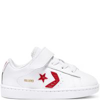Converse Toddler's Rivals Easy-On Pro Leather Low Top