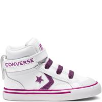 Converse Toddlers' Coated Glitter Pro Blaze Strap High Top
