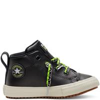 Toddlers' Double Lace Suede Chuck Taylor All Star Street Boot Mid