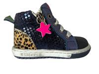 ShoesMe Blauwe  Veterschoenen Extreme Flex