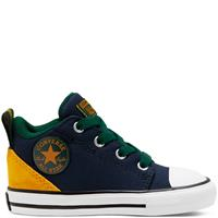 Converse Toddlers' Twill Twist Chuck Taylor All Star Ollie Mid