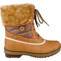 Winter-Grip Snowboot senior furtop lumberjack beige -schoenmaat 44
