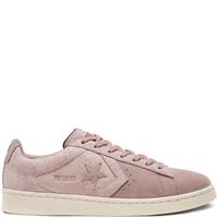 Converse Unisex Earth Tone Suede Pro Leather Low Top