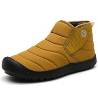 newchic Men Outdoor Waterproof Warm Lining Hook Loop Casual Ankle Boots