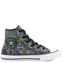Converse Are You Yeti? voor kinderen Chuck Taylor All Star High Top