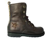 ShoesMe Bronzen  Veterboots