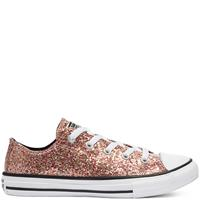 Converse Coated Glitter Chuck Taylor All Star Low Top