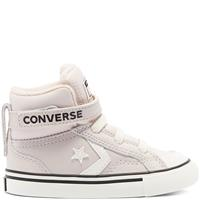 Converse Leather & Heathered Knit Pro Blaze Strap High Top Shoe