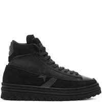 Converse Unisex Black Ice Pro Leather X2 High Top