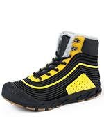 newchic Men Waterproof Warm Non Slip Wearable Outdoor Hiking Boots