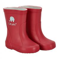 CeLaVi regenlaarzen Wellies junior rubber bordeaux