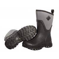 Muck Snowboot women arctic sport ii mid black grey-schoenmaat 38