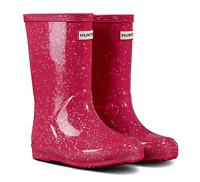 Hunter Original First Giant Glitter Wellington Regenlaars Junior