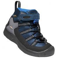 Keen - Kid's Hikeport 2 Sport Mid WP - Multisportschoenen, zwart/blauw