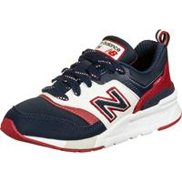 New Balance 997 sneakers donkerblauw/rood/wit