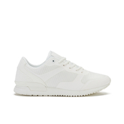 Crosshatch Men's Tricking Mesh Trainers - White - Wit