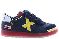 Munich 1514151 navy yellow multi blauw