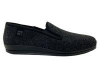 Rohde Zwarte  Pantoffels