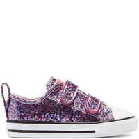Converse Coated Glitter Easy-On Chuck Taylor All Star Low Top