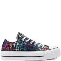 Converse Digital Daze Platform Chuck Taylor All Star Low Top