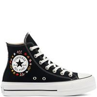 Converse It's Okay To Wander Platform Chuck Taylor All Star High Top